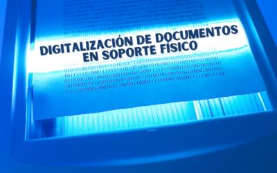 Digitalización de Documentos en Soporte Físico de conformidad con la NOM-151-SCFI-2016