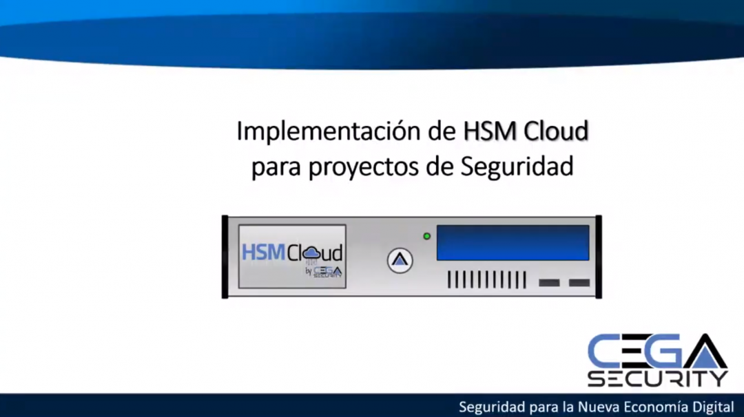 HSM Cloud by CEGA Security